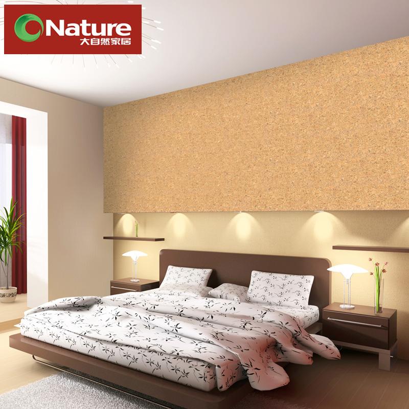 大自然实木葡萄牙阿默林墙板高级软木墙YS05062