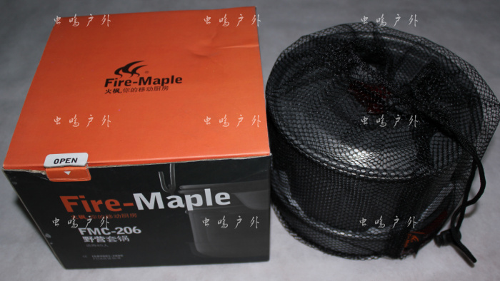 Походная посуда Fire/Maple FMC/206 Fire-maple FMC-206 4-5 aqua нерка fire