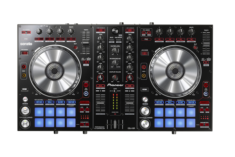 CD проигрыватель Pioneer  DDJ-SR DJ Ddjsr DJ DJ bubm ddj sr dj controller bag dj case dvd recorder bag for pioneer ddj sr controller shoulder bags