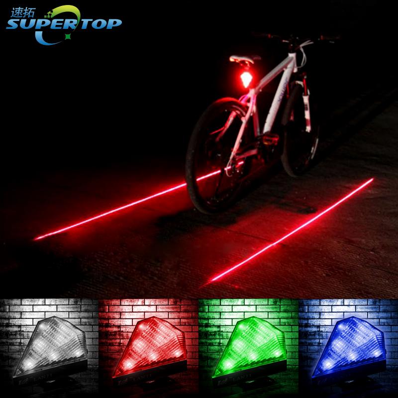 велосипедный фонарь Shootop Led