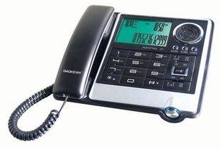 Проводной и DECT-телефон Gaoke 371B SD проводной и dect телефон us 6896