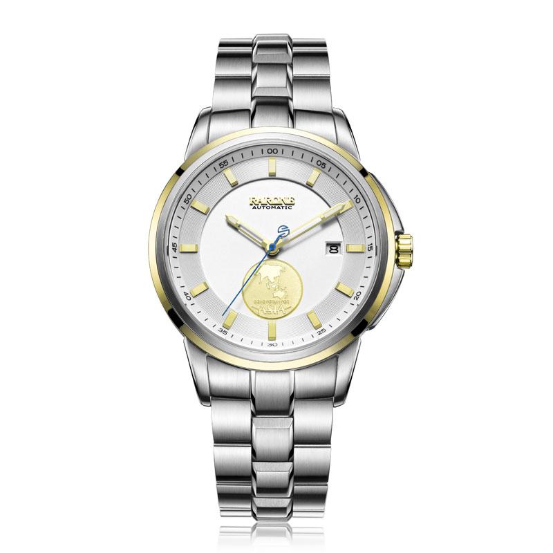 Часы Rarone 880659 рено rarone серии сон механических часов женские формы красного пояса 8670038019548
