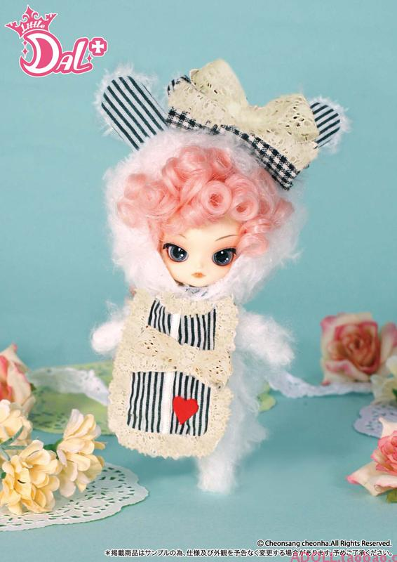 кукла Junplanning  Pullip Little DAL Romantic White Rabbit LD-545 2013 pullip alice du jardin