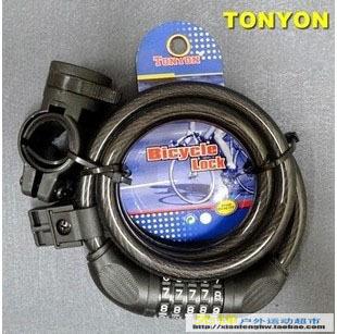 Велосипедный замок Universal TONYON
