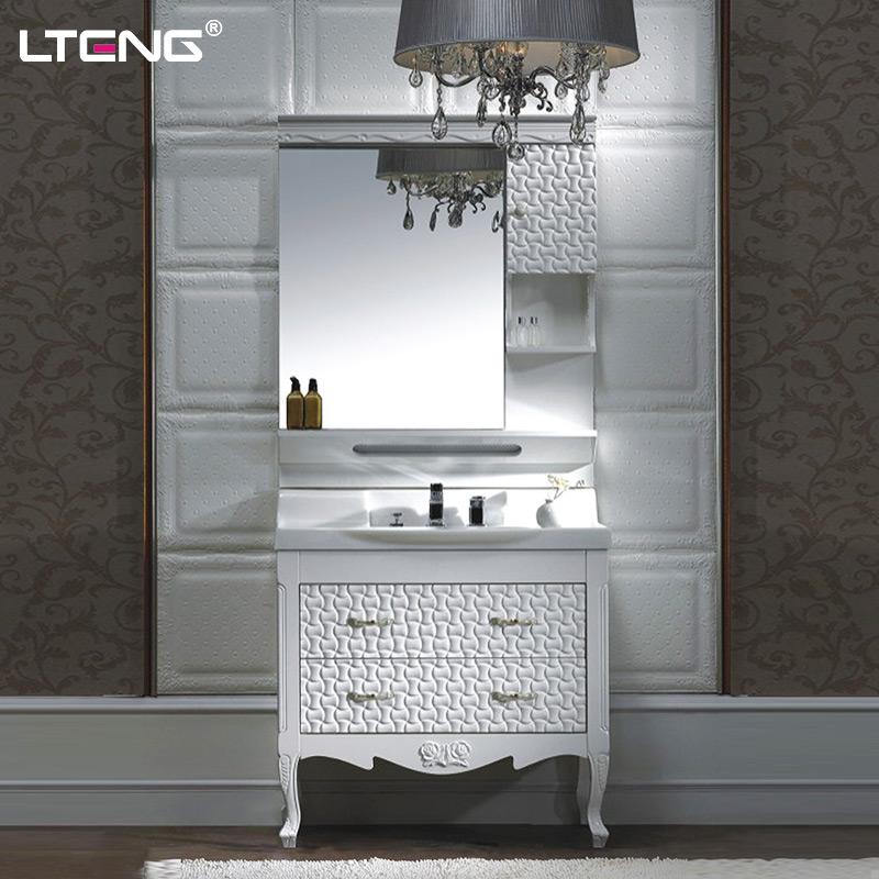 蓝藤实木浴室柜组合LT-3090
