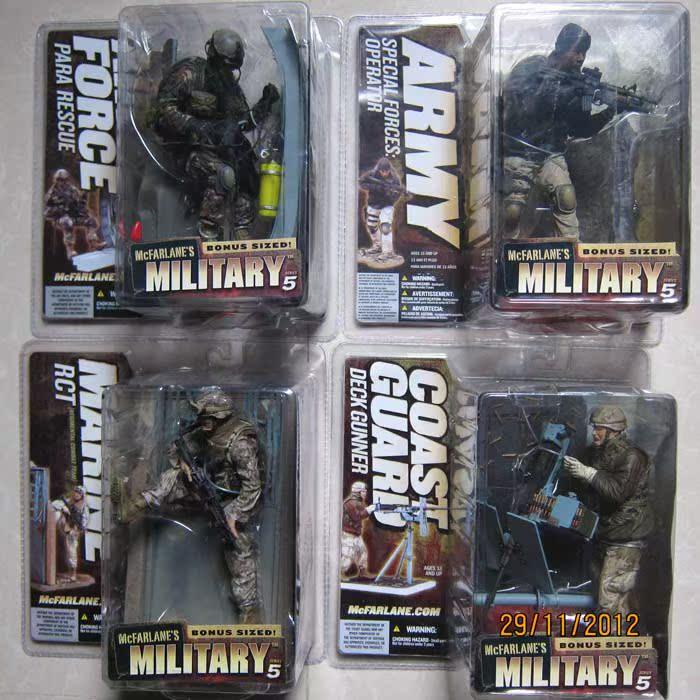 цены на Военные игрушки для детей OTHER mc5 MCFARLANE в интернет-магазинах