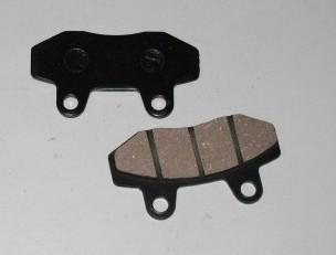 Тормозные колодки для мотоцикла B08
