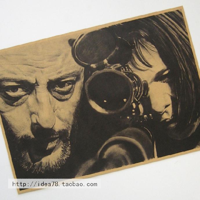 Постеры к старым фильмам Этот убийца это не очень здорово шпион убить кадры фильма плакат ретро ремесло бумаги 42 * 30 см