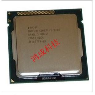 Процессор Intel I5-2320 CPU Z77 B75 процессор other intel e6700 3 2g 775 cpu