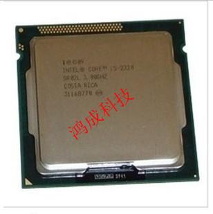 Процессор Intel I5-2320 CPU Z77 B75 процессор other intel i5 670 cpu es 1156