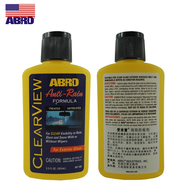 Моющее средство для автомобиля Abro abro 026261 37 mint