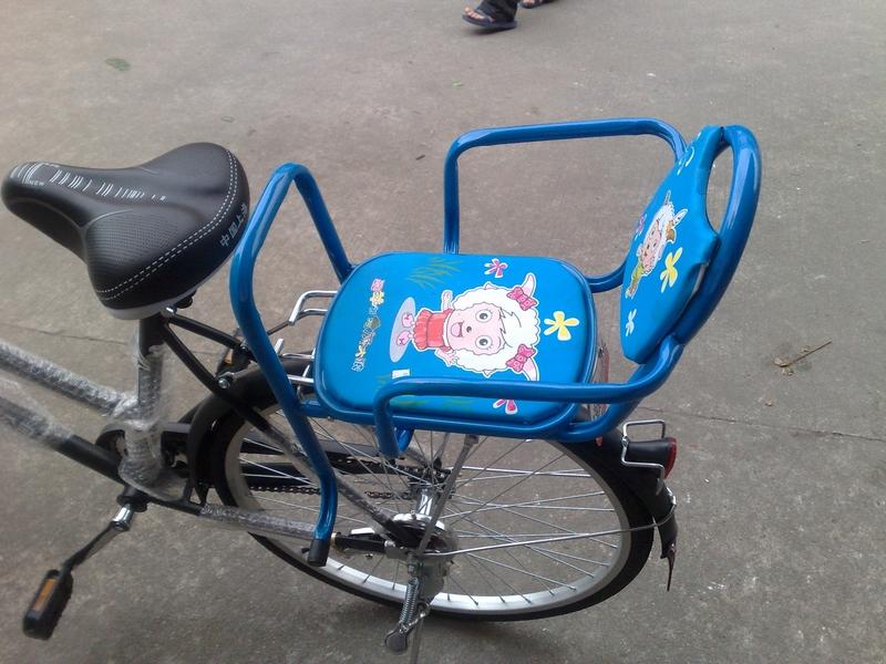 детское сидение для велосипеда Eastern middle eastern patterns to colour