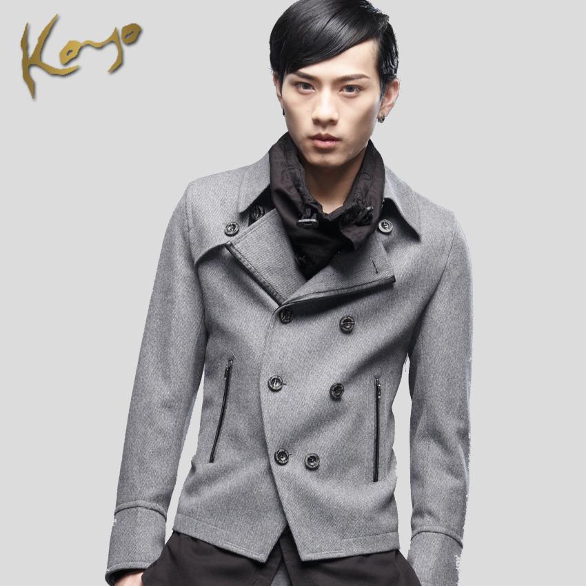 Пальто мужское Koyo jeans kkwhjk2069