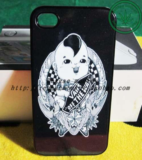 apple-чехол-reggae-monkey-vans-iphone4-4s