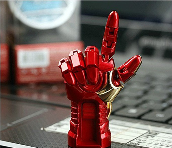 USB накопитель OTHER Iron Man3 USB 8G