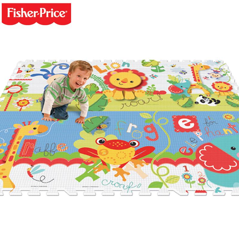 Развивающий коврик для ползания Fisher/price