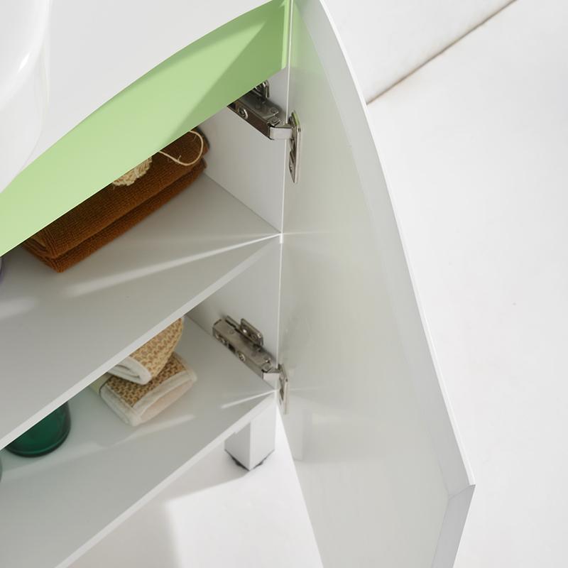落地PVC浴室柜组合 APG341