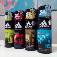 Adidas DEO BODY SPRAY For Men