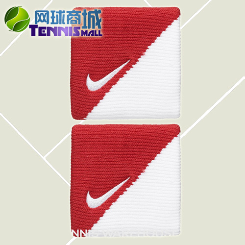 теннисный инвентарь Nike  Dri-Fit Singlewide Red/White 2015 nike топ dri fit ctn aop nike tank