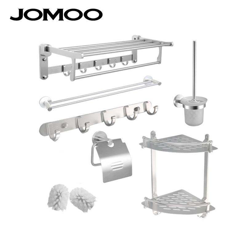 JOMOO九牧太空铝 卫浴五金套件 939415
