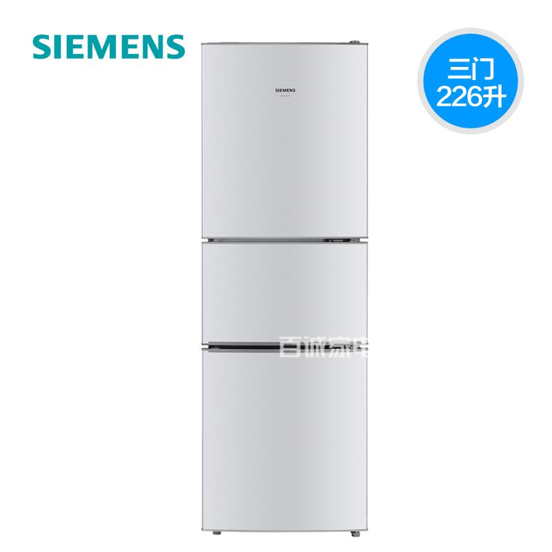 SIEMENS/西门子家用三门冰箱KG23D1160W