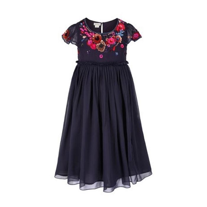 Monsoon Платье Для Девочки Купить
