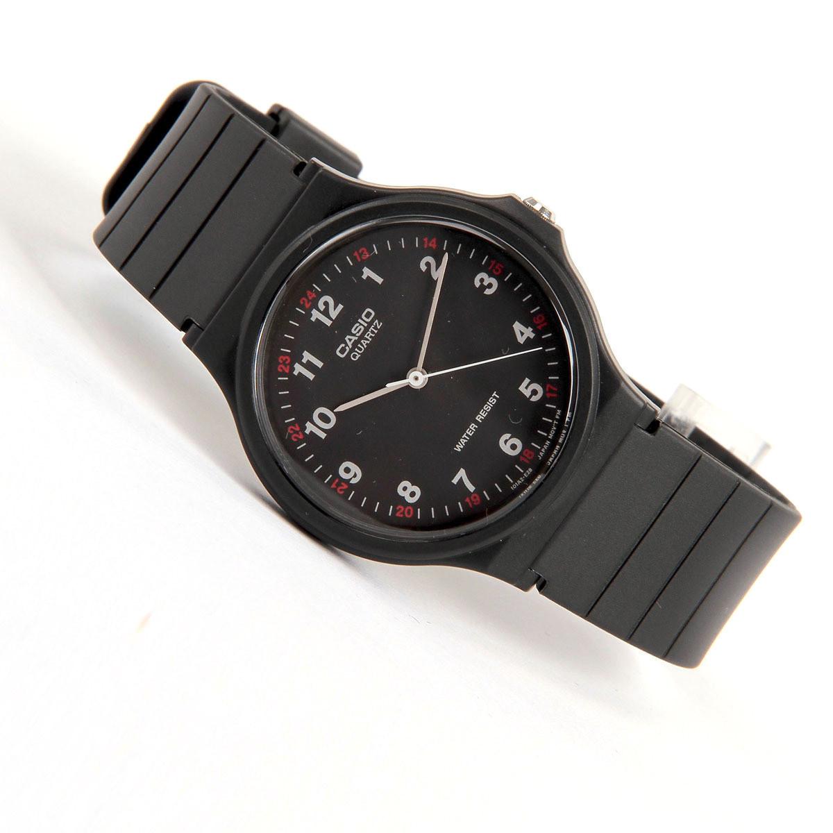 CASIO MQ-24-1B - купить часы в официальном магазине CASIO