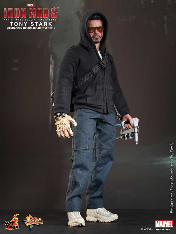 Военные игрушки для детей Hot Toys mms209 HT HOTTOYS TONY hot toys hottoys ht mms209 1 6 iron man model tony stark the mechanic collectible figure specification new box in stock