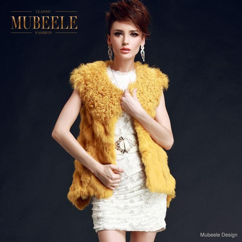 Одежда из меха Mubeele 347005 2014 the watchers