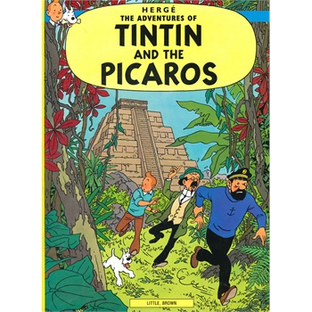 @The Adventures Of Tintin: Tintin And The Picar handbook of the exhibition of napier relics and of books instruments and devices for facilitating calculation