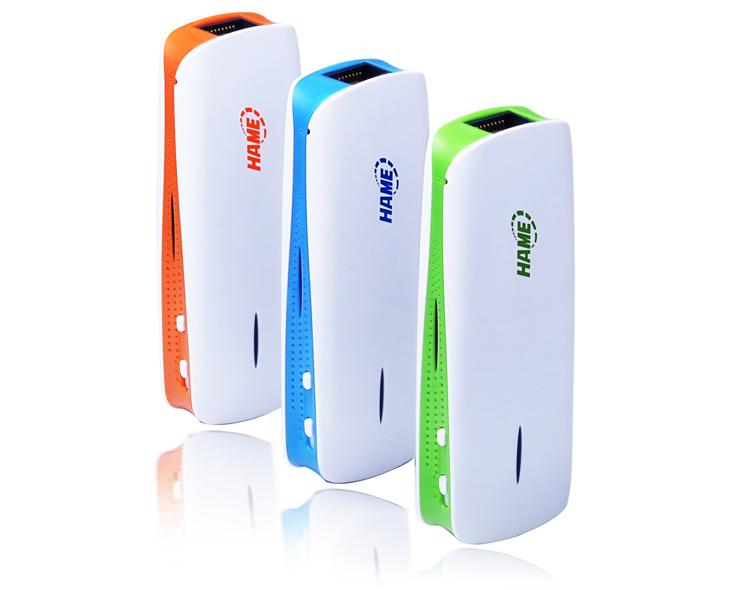 3 г wi-fi роутер 1800 мАч зарядное устройство для мобильных устройств + 3 г