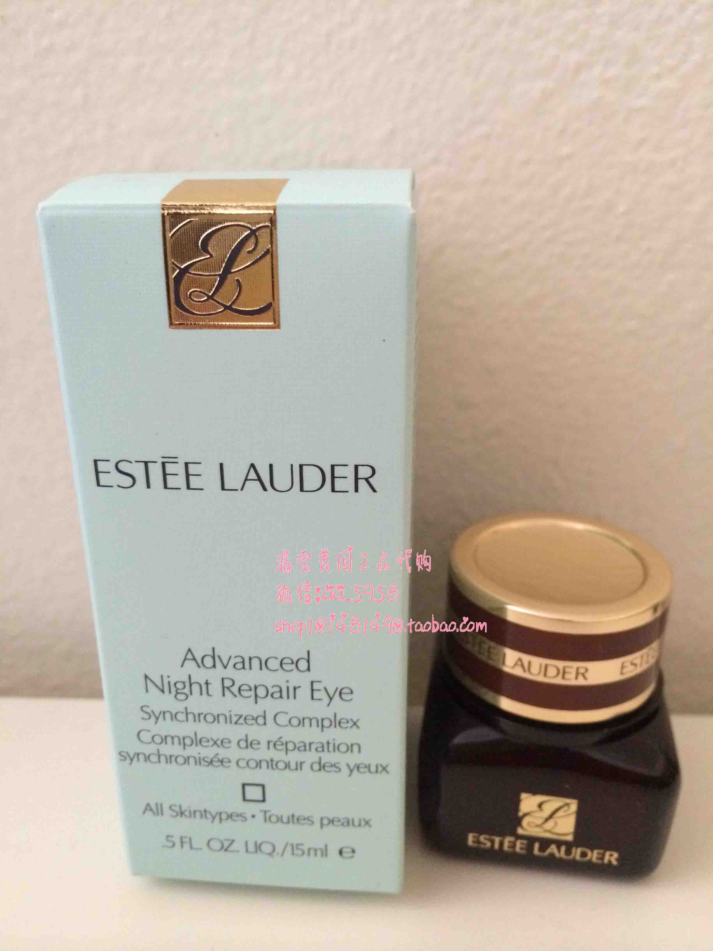 Estee Lauder ANR 15ML estee lauder женская парфюмированная вода estee lauder sensuous 9tmj010000 30 мл