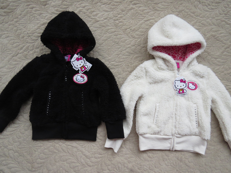 Купить Детская Верхняя Одежда Hello Kitty Kitty 2-12
