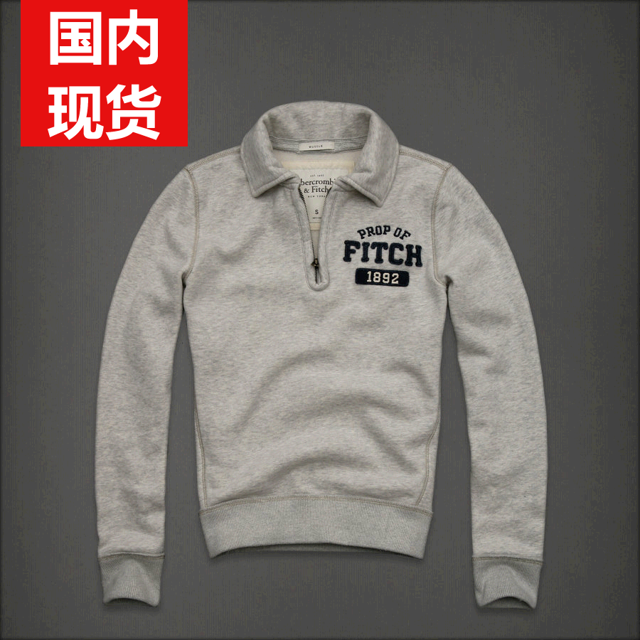 Толстовка Abercrombie & fitch  AF