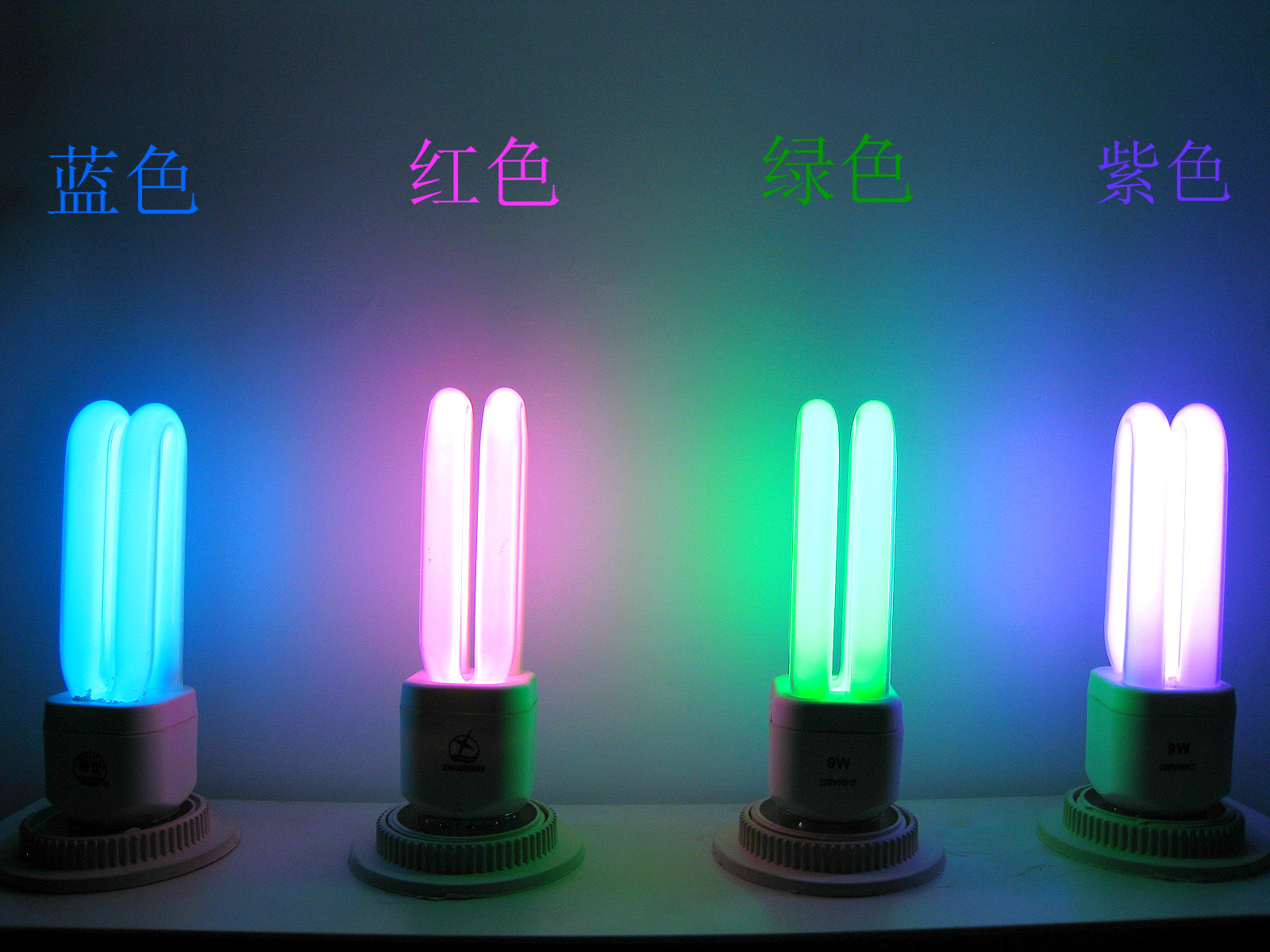 лампочка Marine lighting 3W/5W/9W2U global marine primary production