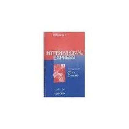 International Express Intermediate: Intermediate: Class Cass global intermediate business eworkbook