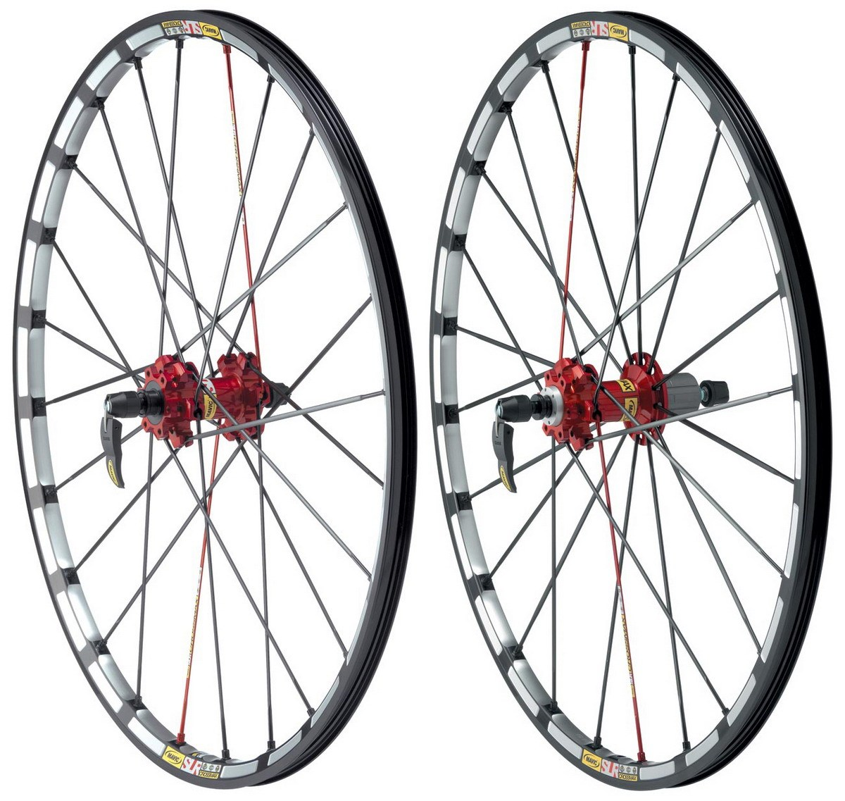 Велосипедные колеса Mavic  2011 Crossmax SLR CNC