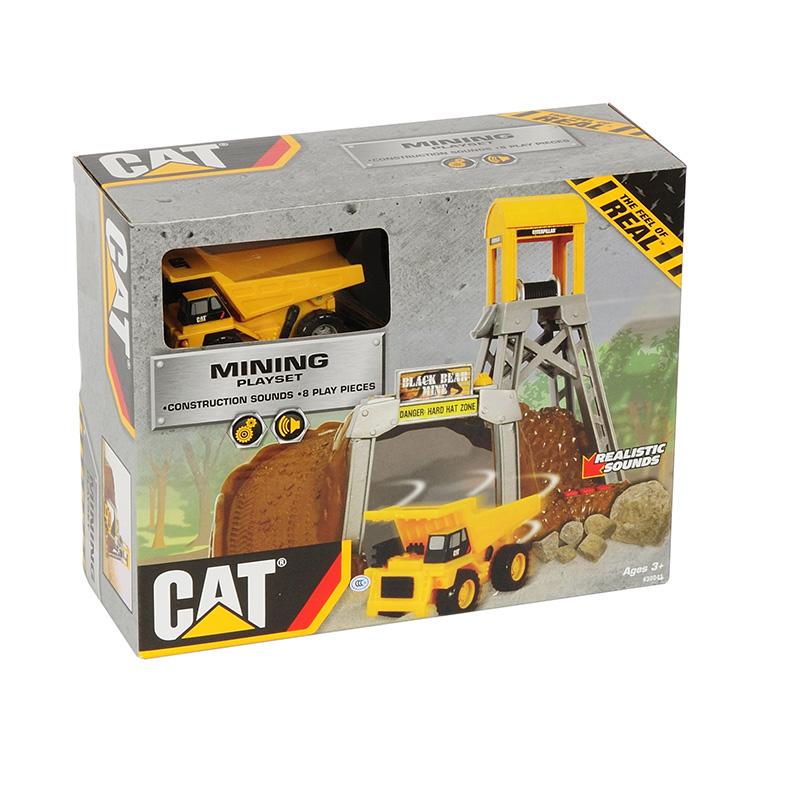 Модель машины CAT