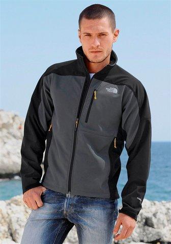 Soft shell 001 Apex Jacket minika soft