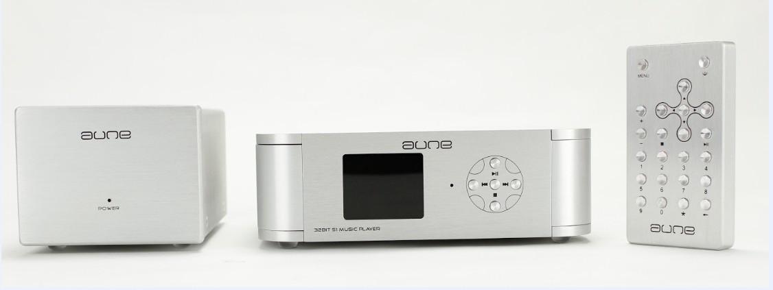 HDD-плеер Aune  2014 S1 PRO 32/24BIT NAS aune past printsi poole teel