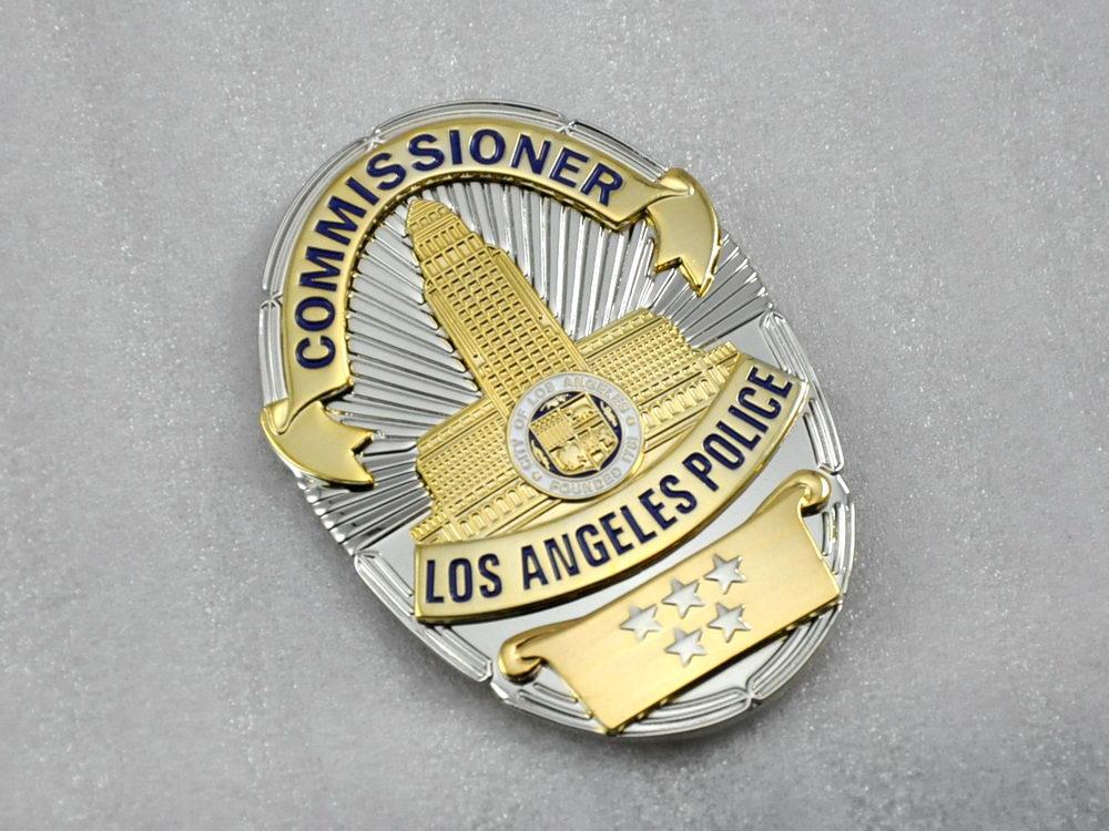 Нарукавные эмблемы, Значки Commando Los Angeles/LAPD COMMISSIONER набор фигурок rebel commando pao