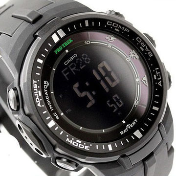 Часы CASIO PRW-3000-1A кварцевые часы casio sport prw 6000y 1a black
