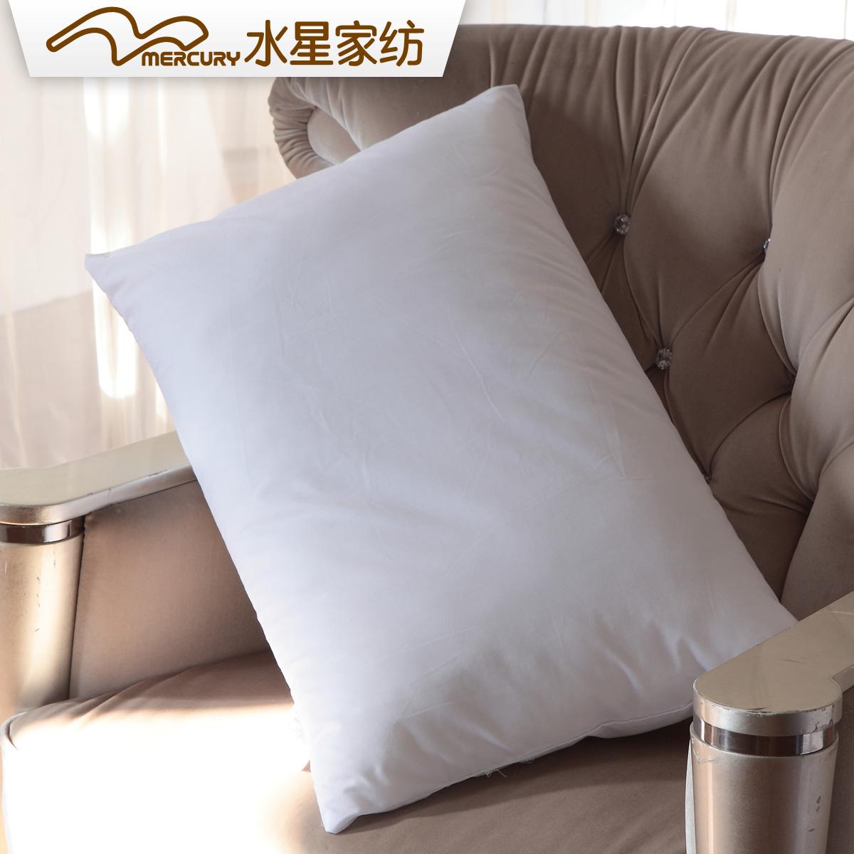 水星家纺纤维枕芯501405