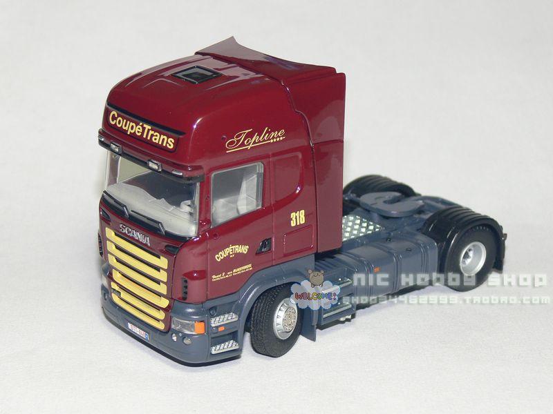 Модель машины Tekno  1/50 Scania R420 R420 модель машины chun base 1 43 scania