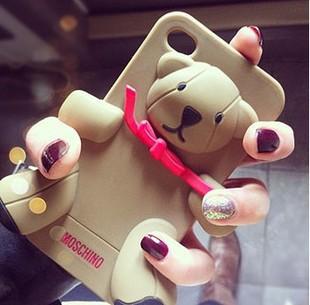Чехлы, Накладки для телефонов, КПК Plty Moschino 6plus Iphone6 4S 5S чехлы накладки для телефонов кпк phone shell iphone6 iphone5s 6plus 4s