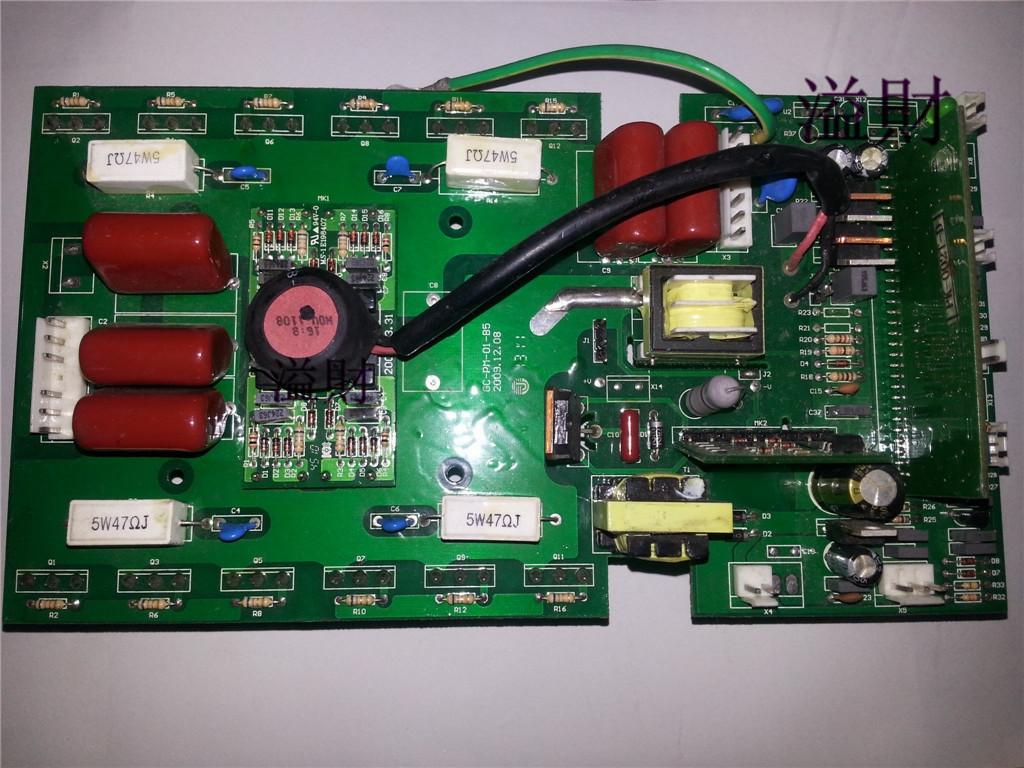 PCB плата ZX7-160/200 12 23N50E