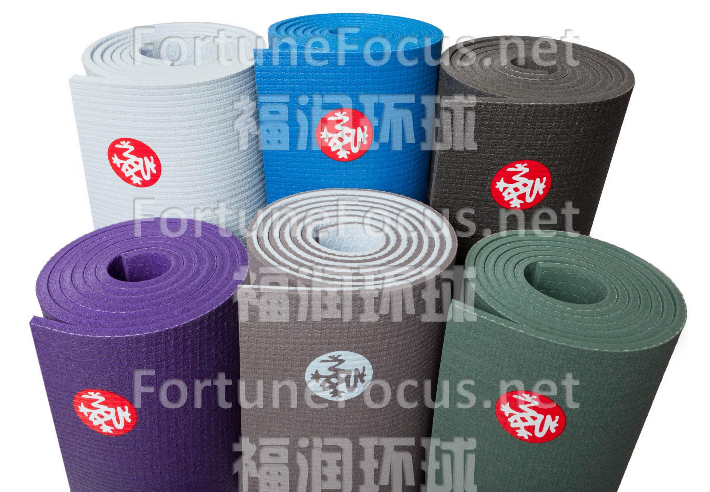 Коврик для йоги Manduka коврик для йоги 173х61х0 7 см серый hkem1205 07 grey