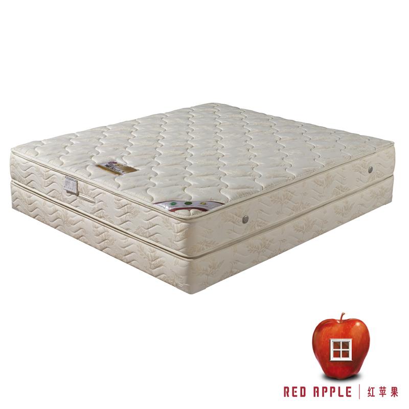 红苹果家具5环连锁弹簧软硬床垫M1993