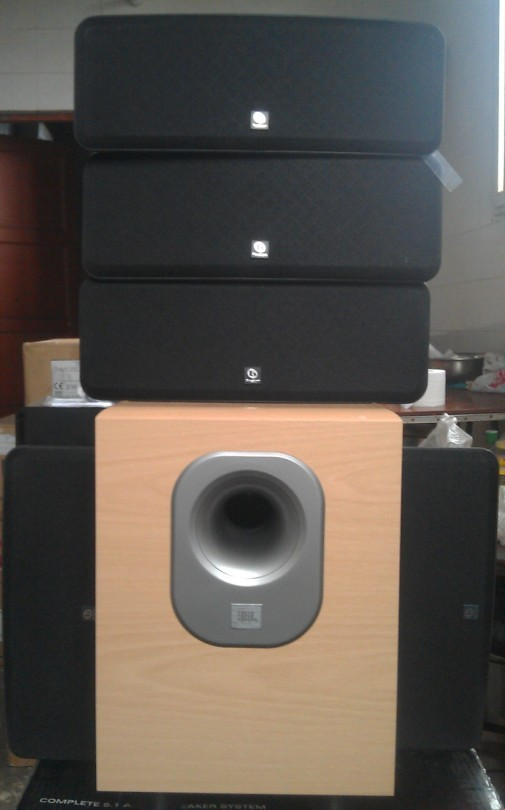 Домашний кинотеатр OTHER BOSTON MCS160 BOSTON JBL домашний кинотеатр