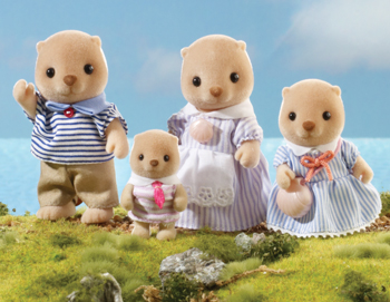 Модель дома OTHER  EPOCH SYLVANIAN FAMILIES